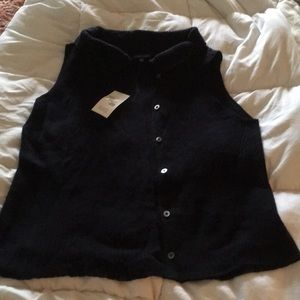 NWT Eileen Fisher XL knit vest MSRP ($158.00) Nice